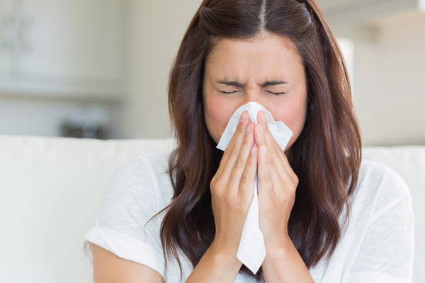 Аллергия на цветение при беременности