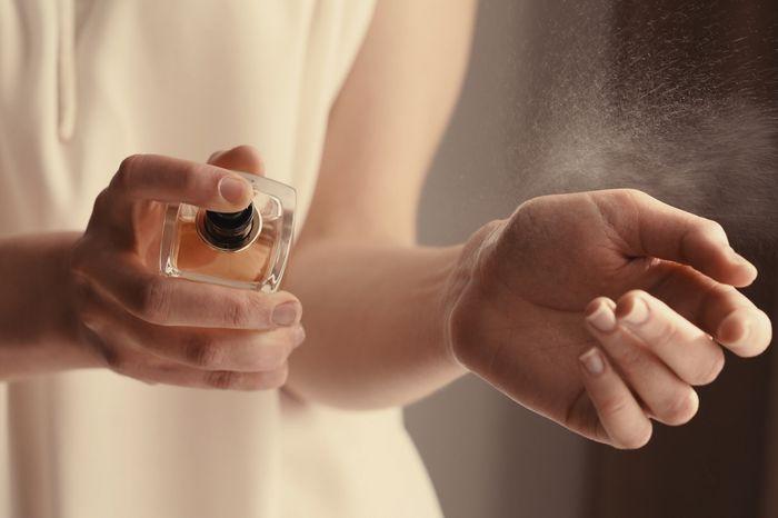 аллергия на духи 7