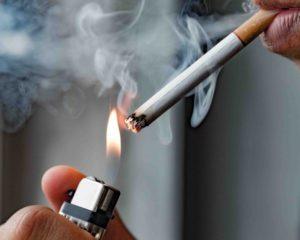 Аллергия на табачный дым 1